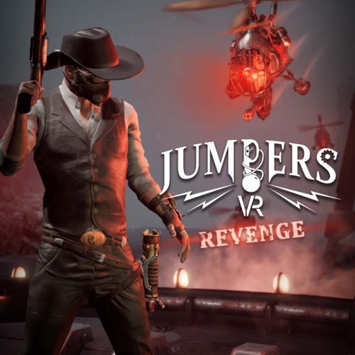 Escape game VR 4D Paradox Jumpers Revenge