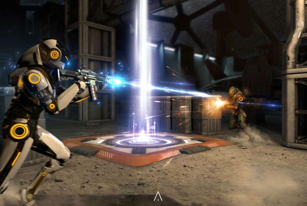 EVA Esport VR Free Roaming Afterh