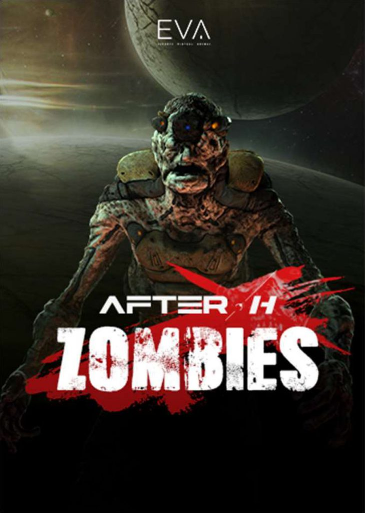 EVA Esport VR Free Roaming Afterh Zombies