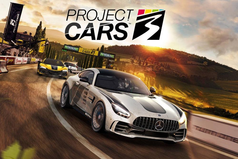 Sphère Paradox Project Cars 3