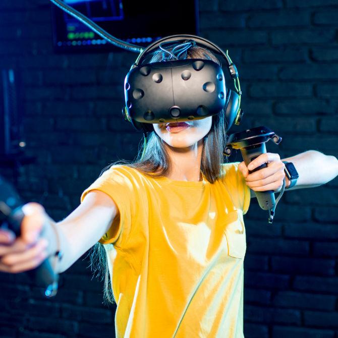 Box Arcade VR Paradox